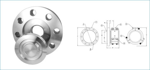 Stainless Steel ASME-B16.5 Flanges
