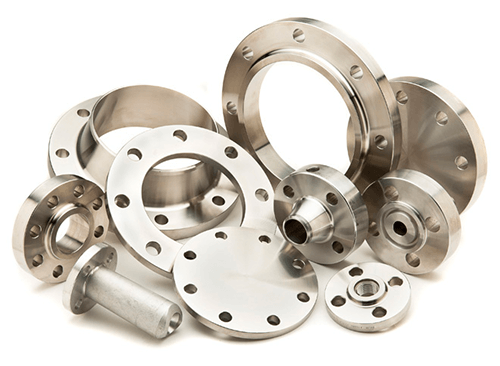 Stainless Steel Flanges.