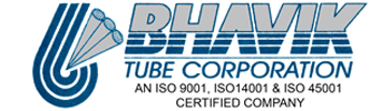 Bhavik Tubes Corporation Mobile Logo